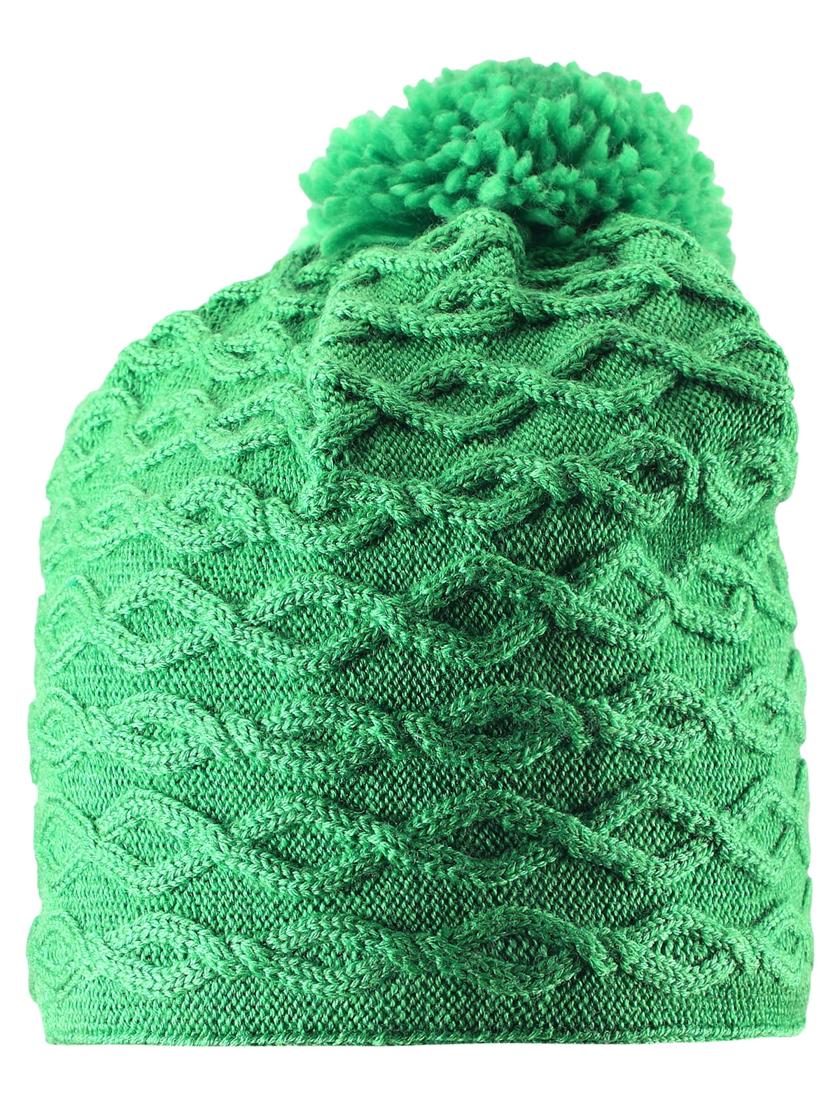 Шапка зелена   4783512