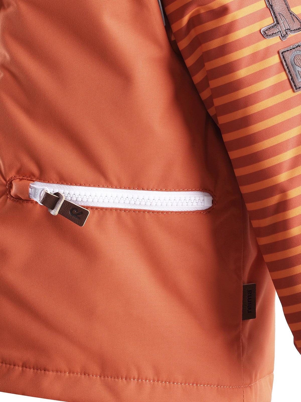 Куртка помаранчева | 4783558 | фото 3