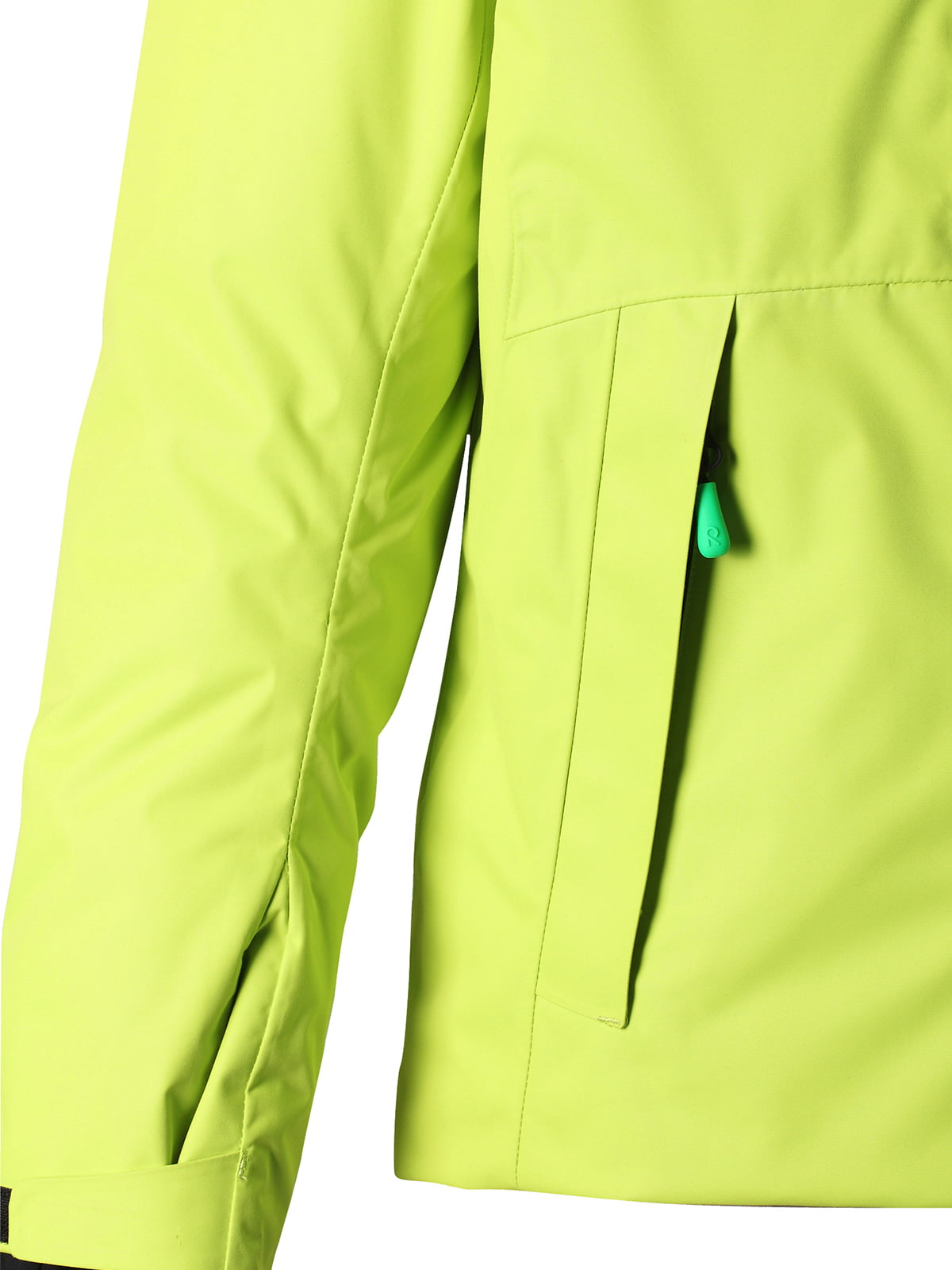 Куртка зелена | 4783587 | фото 4