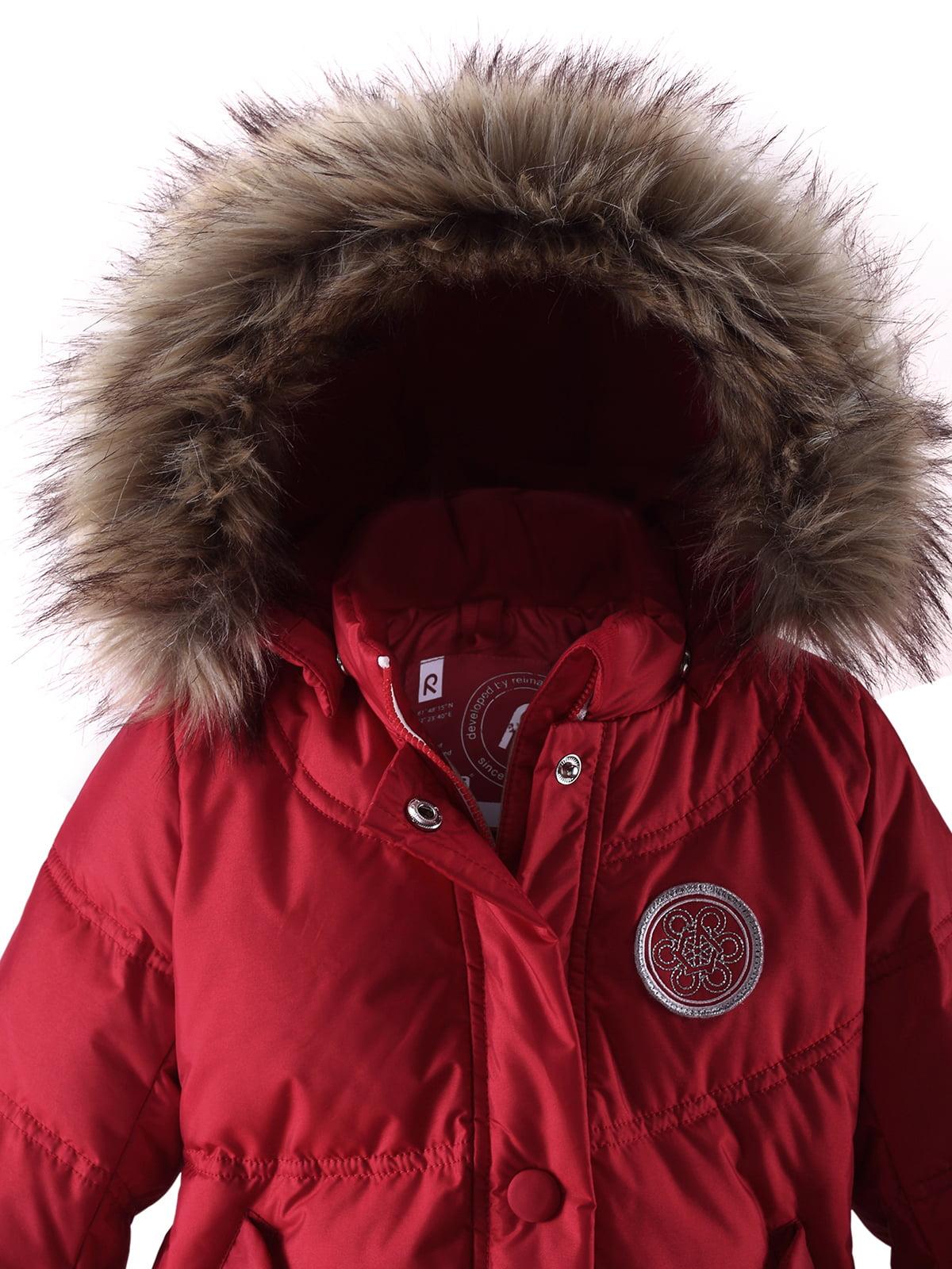 Куртка червона   4783657   фото 3