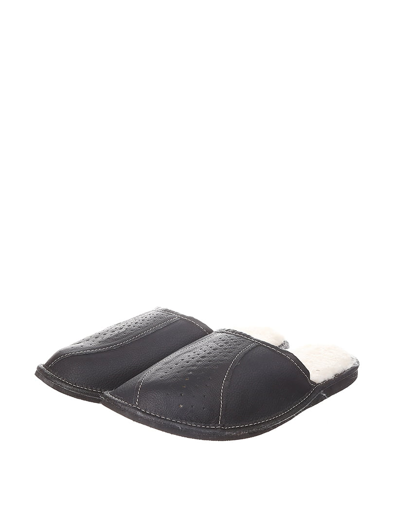 Тапочки черные | 4705594