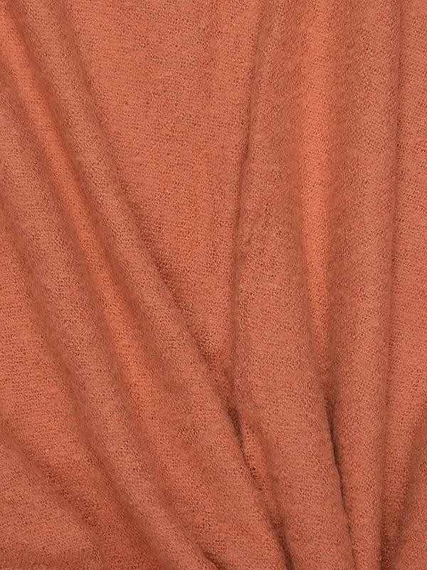 Шарф рыжего цвета | 4783698 | фото 2
