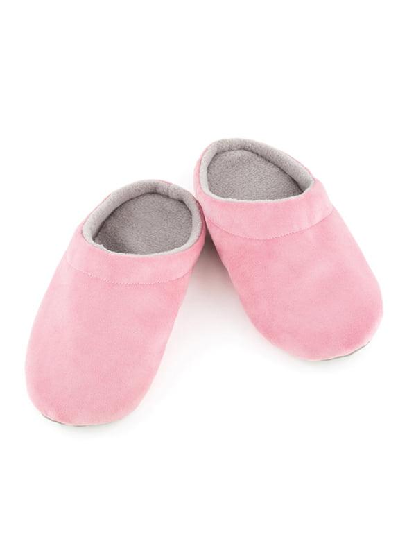 Тапочки рожеві | 4783811