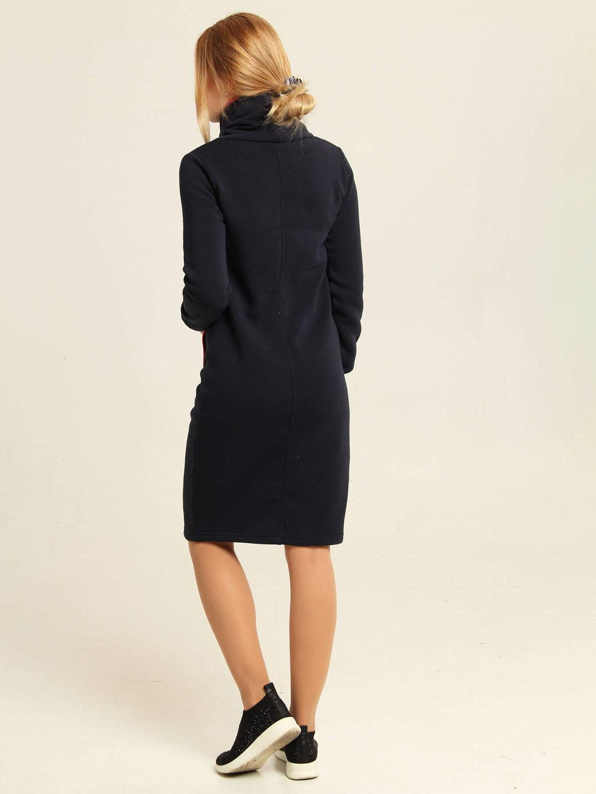 Сукня темно-синя | 4784823 | фото 2