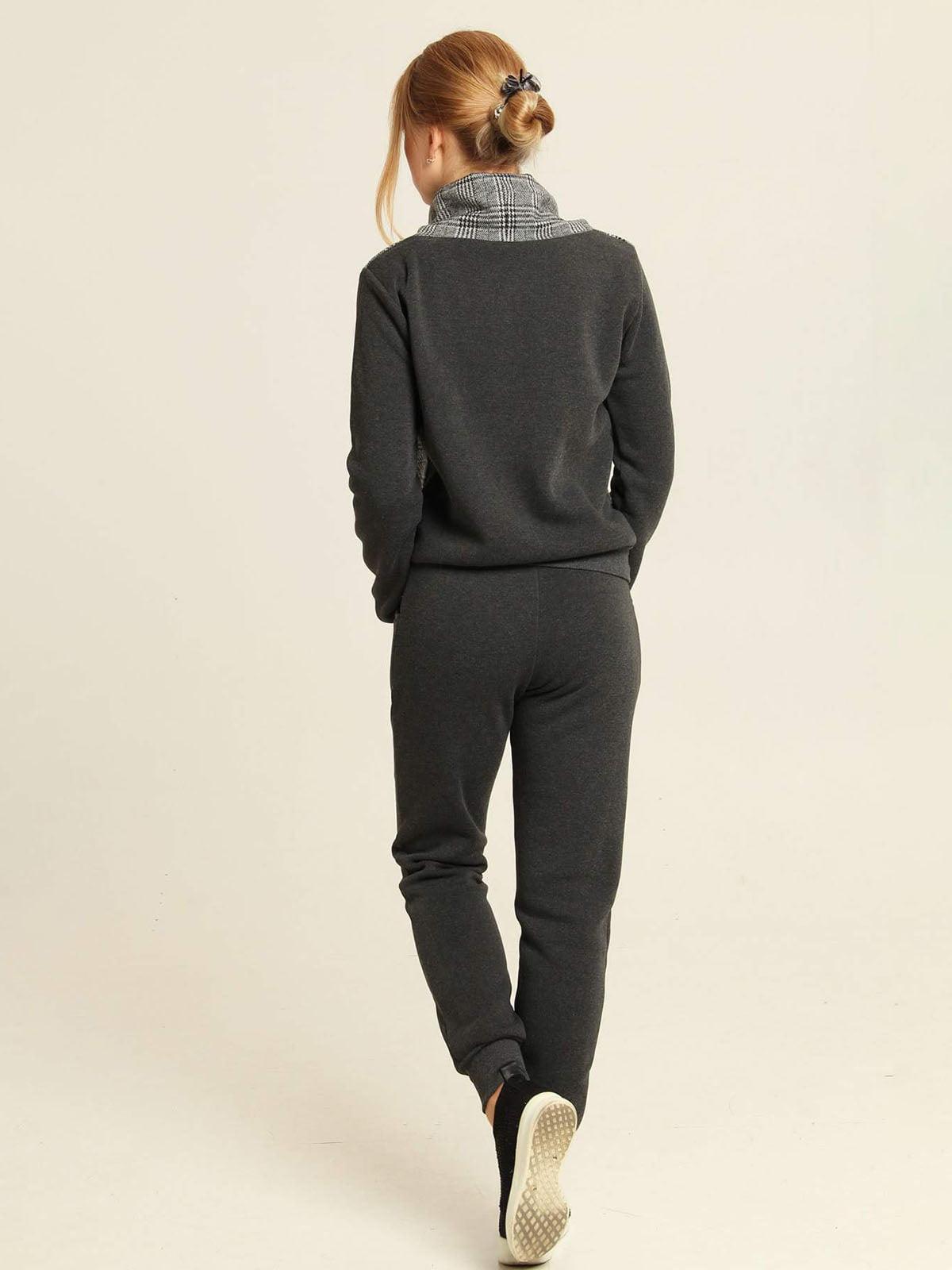 Костюм: джемпер и брюки | 4784830 | фото 2