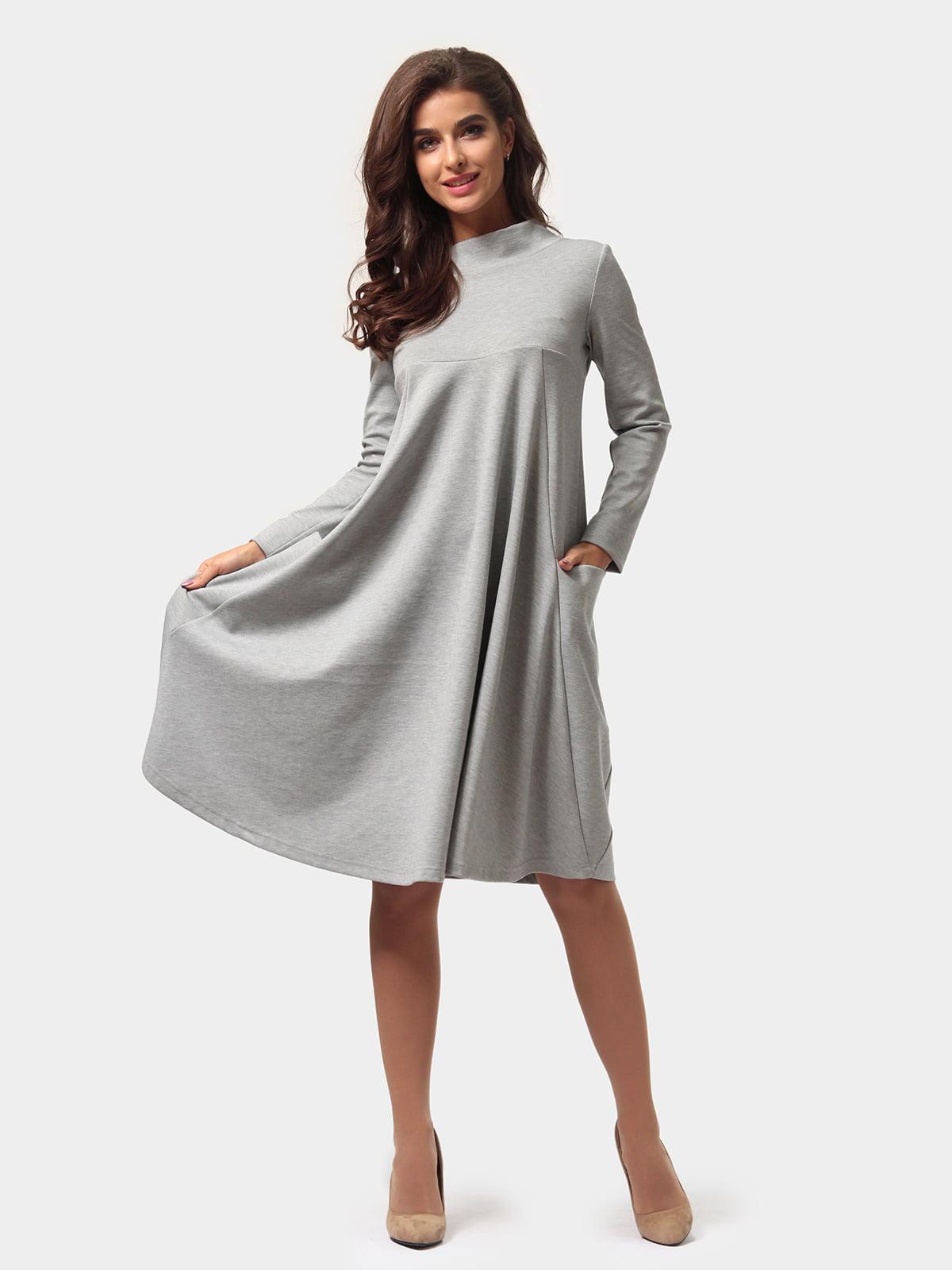 Сукня сіра | 4784879