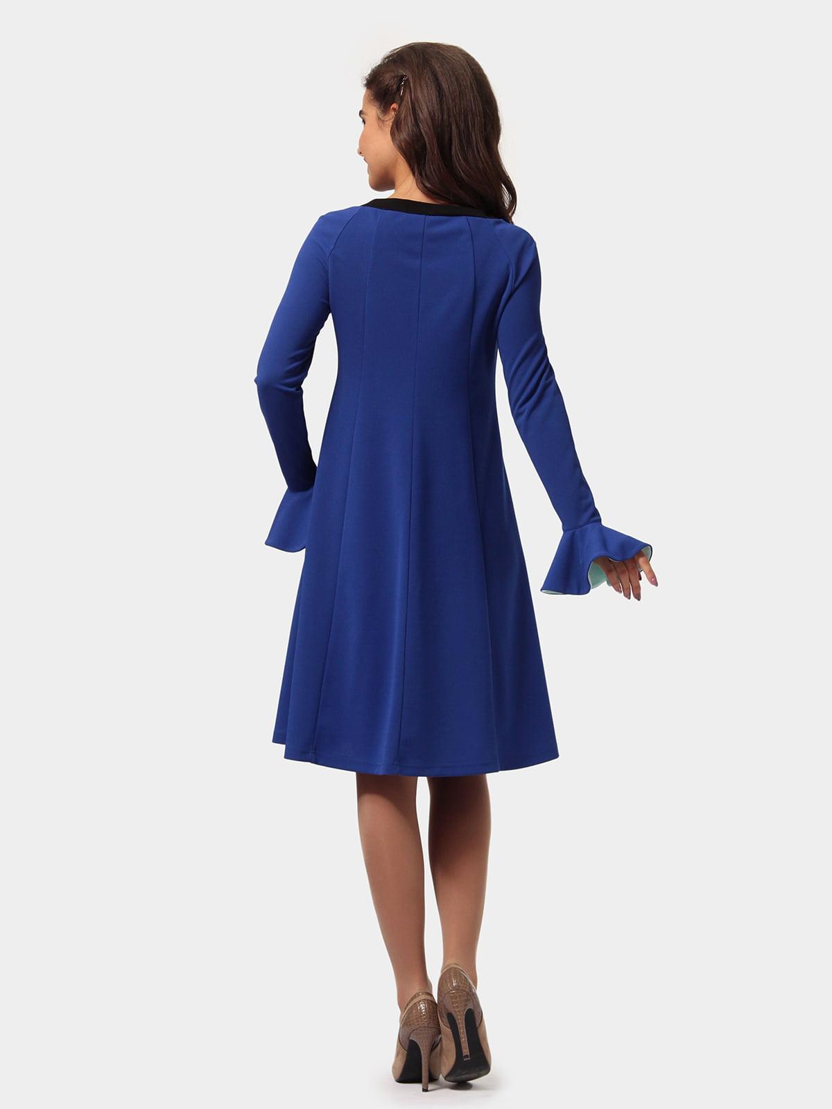 Платье трехцветное   4784898   фото 5