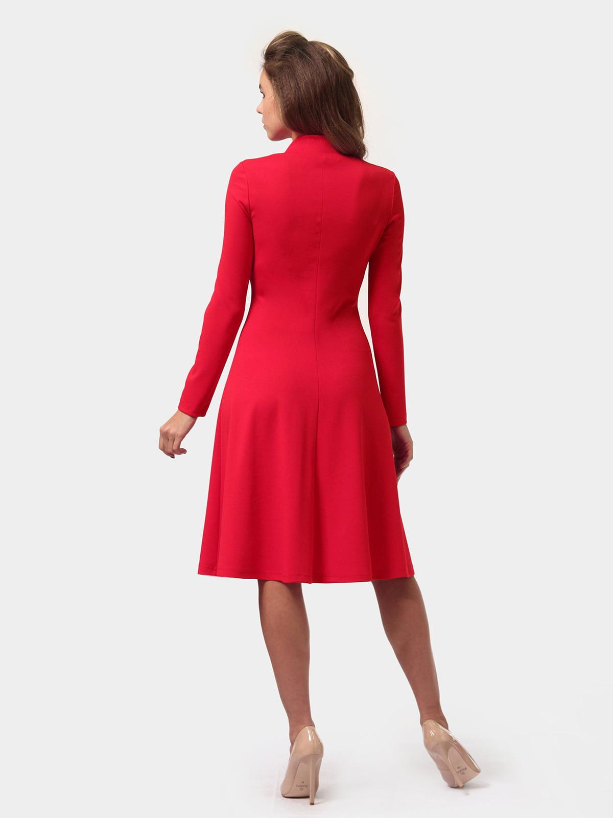 Платье красное | 4784919 | фото 3