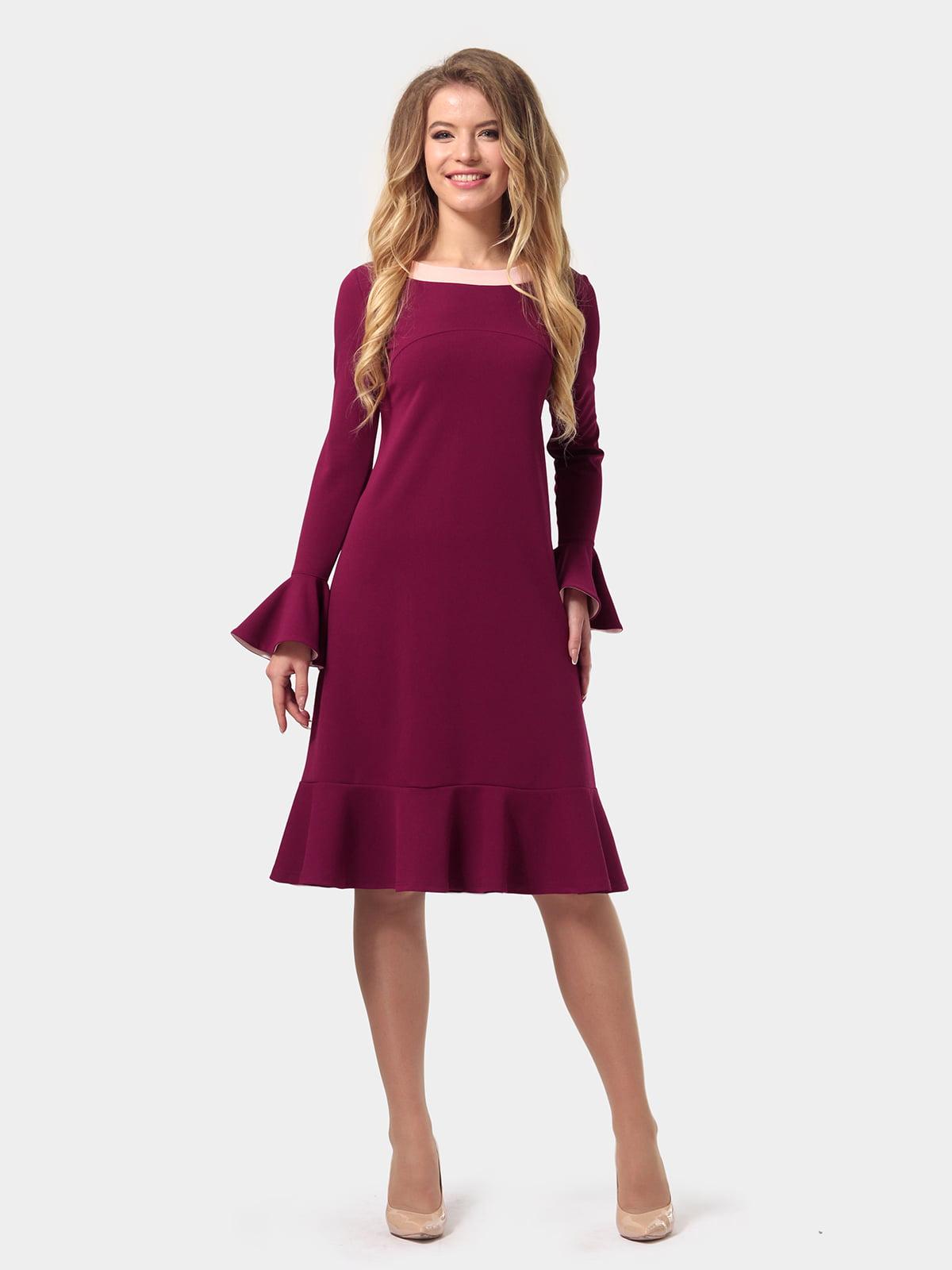 Платье цвета фуксии   4784928   фото 2