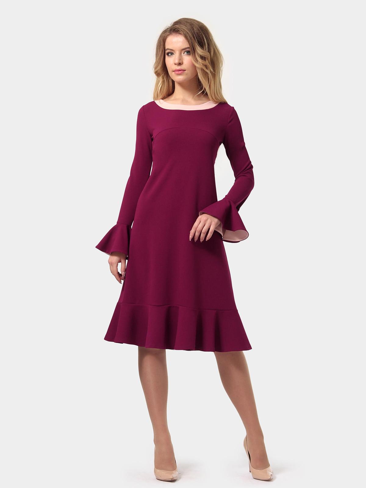 Платье цвета фуксии   4784928   фото 3