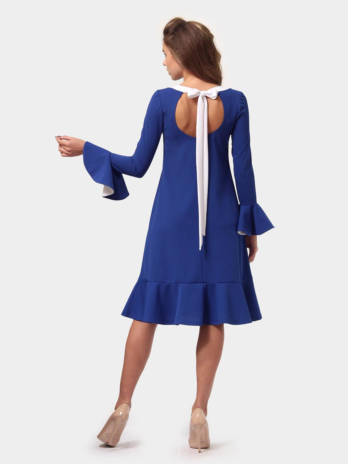 Платье цвета электрик   4784930   фото 3