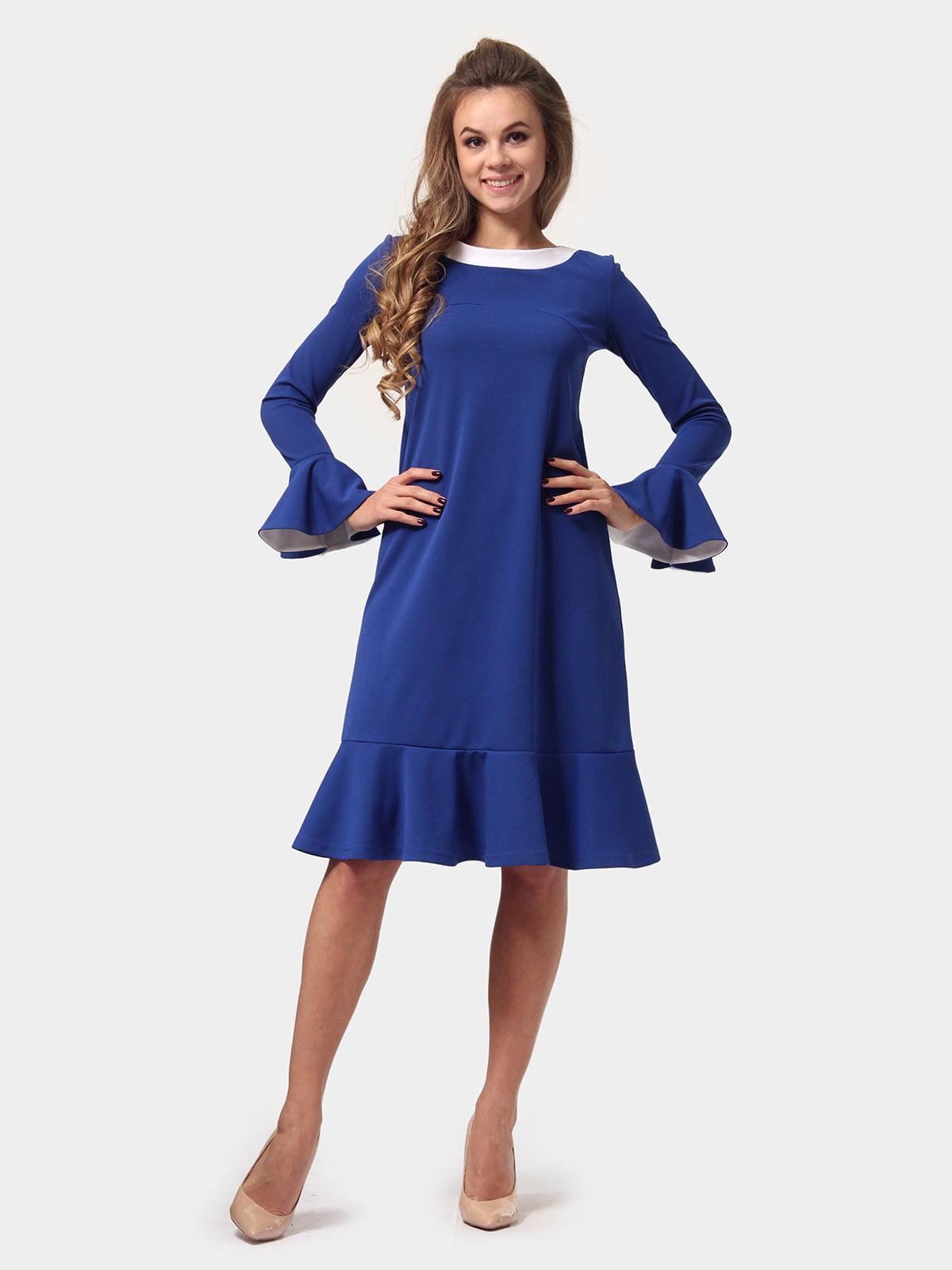 Платье цвета электрик   4784930   фото 5
