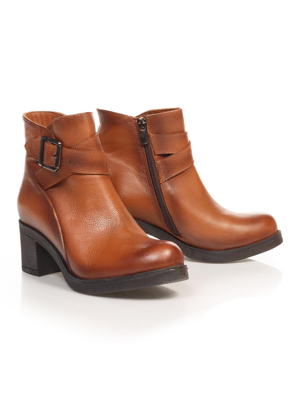 Ботинки коричневые | 4771467 | фото 2