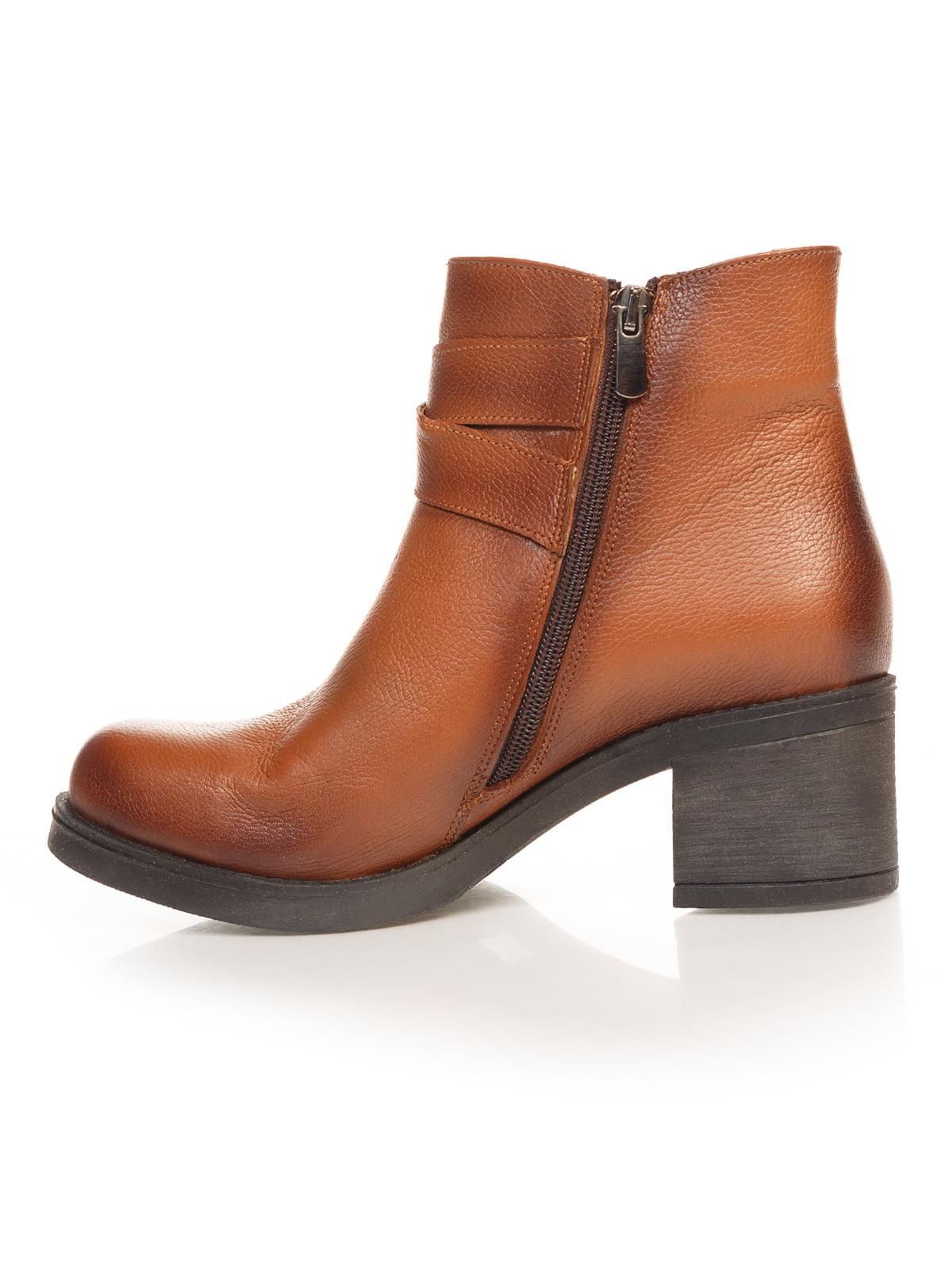 Ботинки коричневые | 4771467 | фото 4