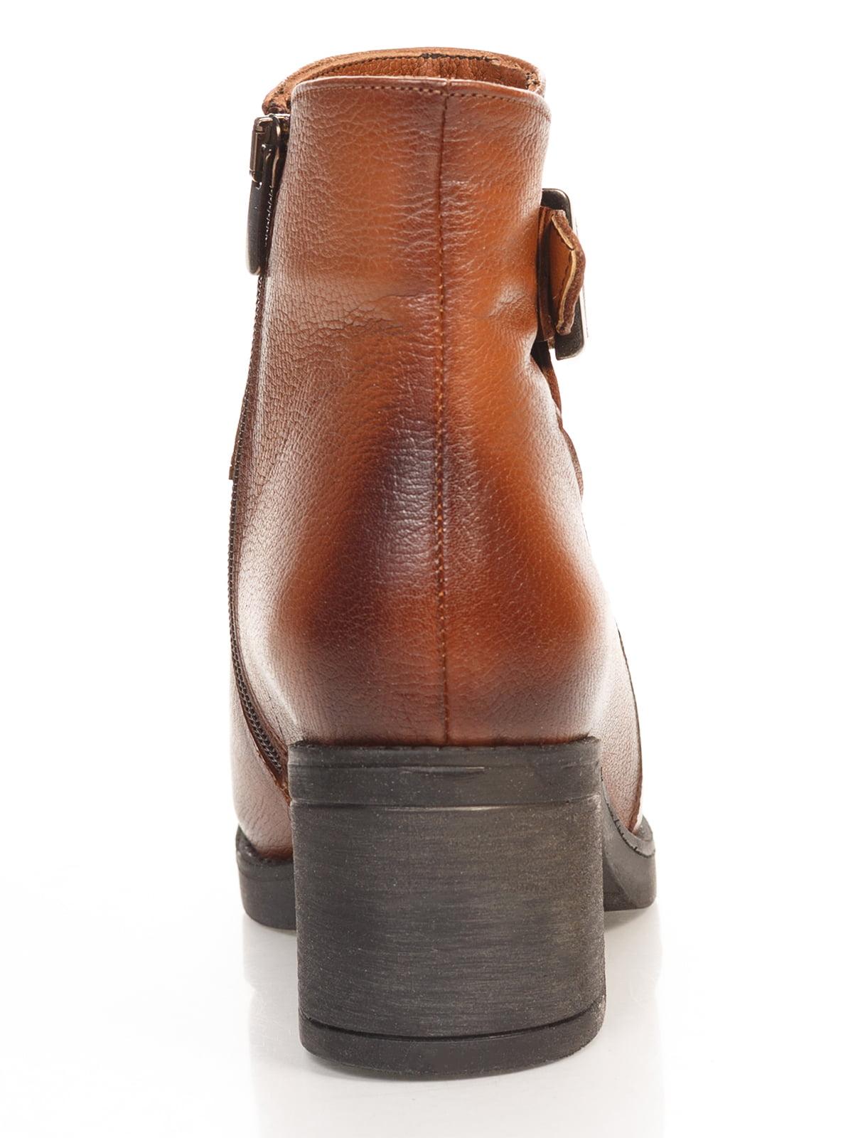 Ботинки коричневые | 4771467 | фото 5