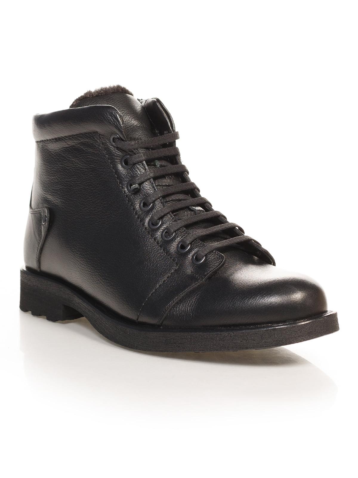 Ботинки черные | 4771485 | фото 2