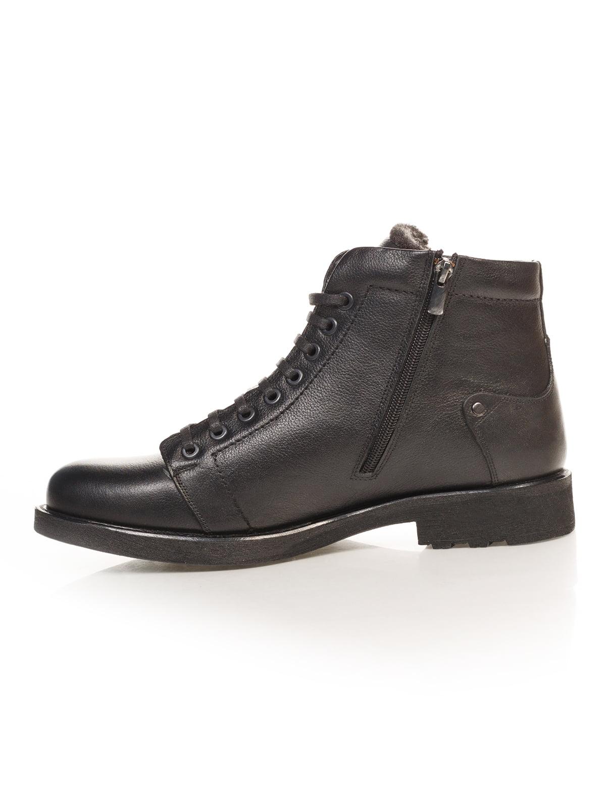 Ботинки черные | 4771485 | фото 3