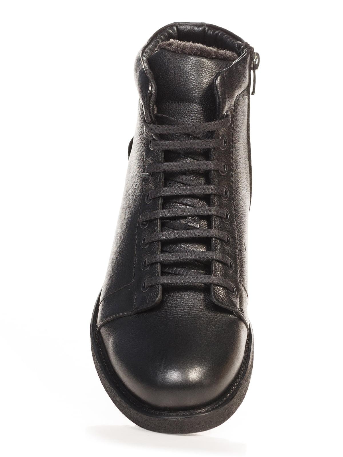 Ботинки черные | 4771485 | фото 5