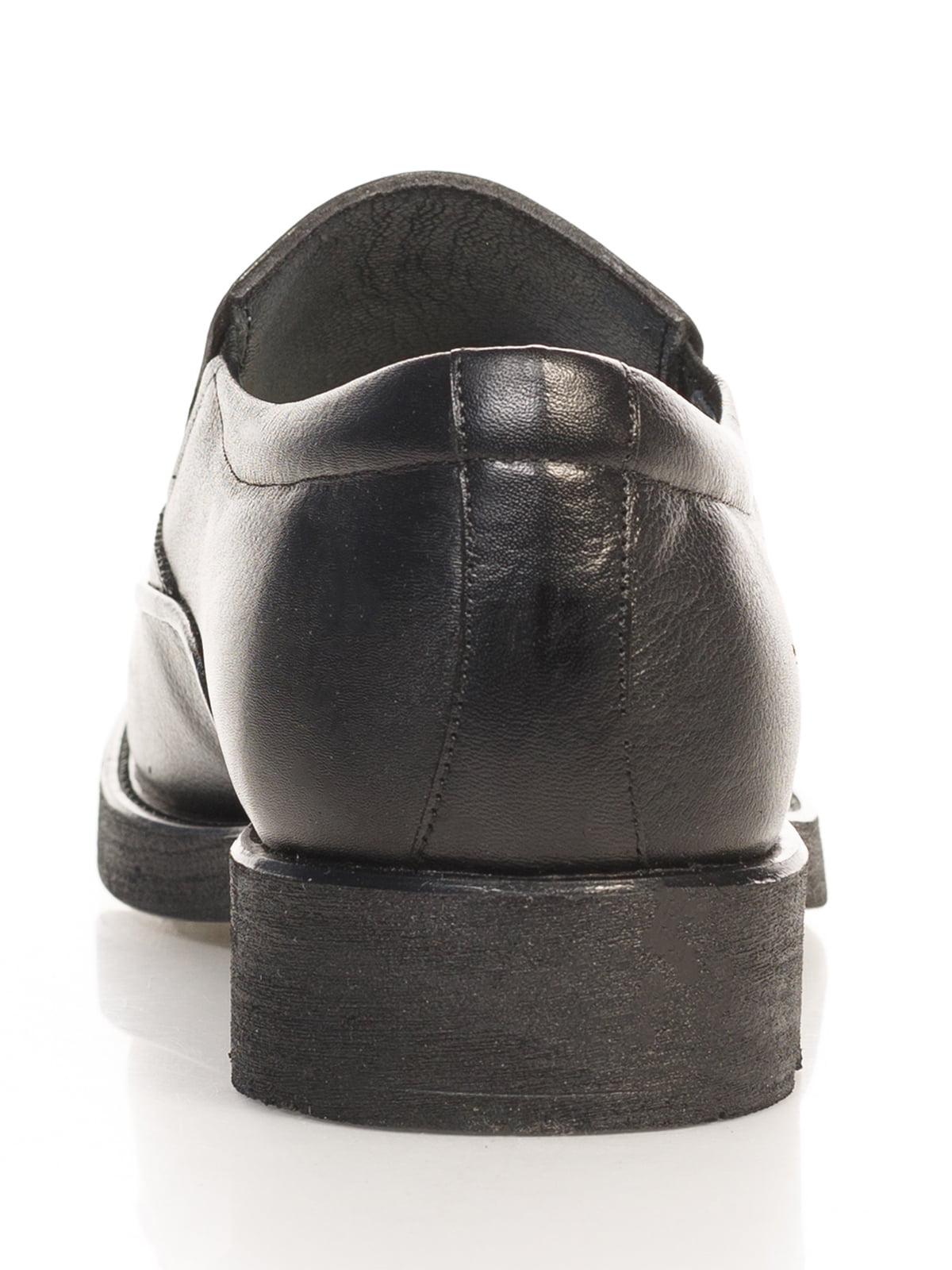 Туфли черные | 4771492 | фото 4