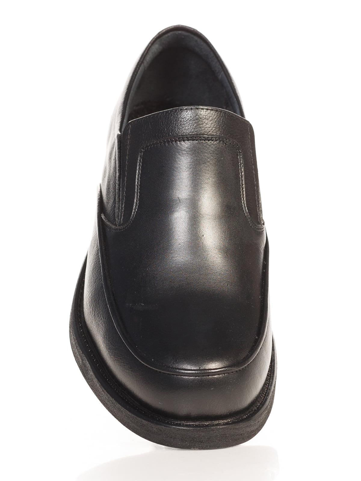 Туфли черные | 4771492 | фото 5