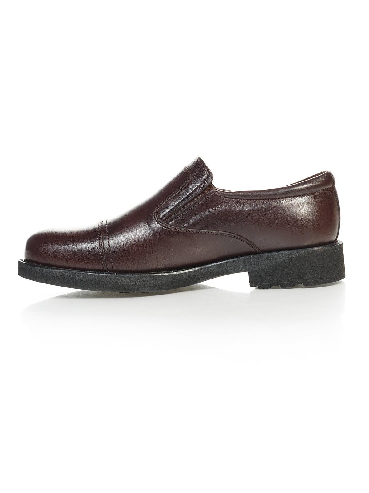 Туфли коричневые | 4783694 | фото 3