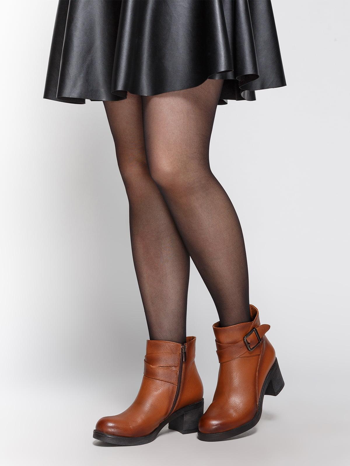 Ботинки коричневые | 4771467