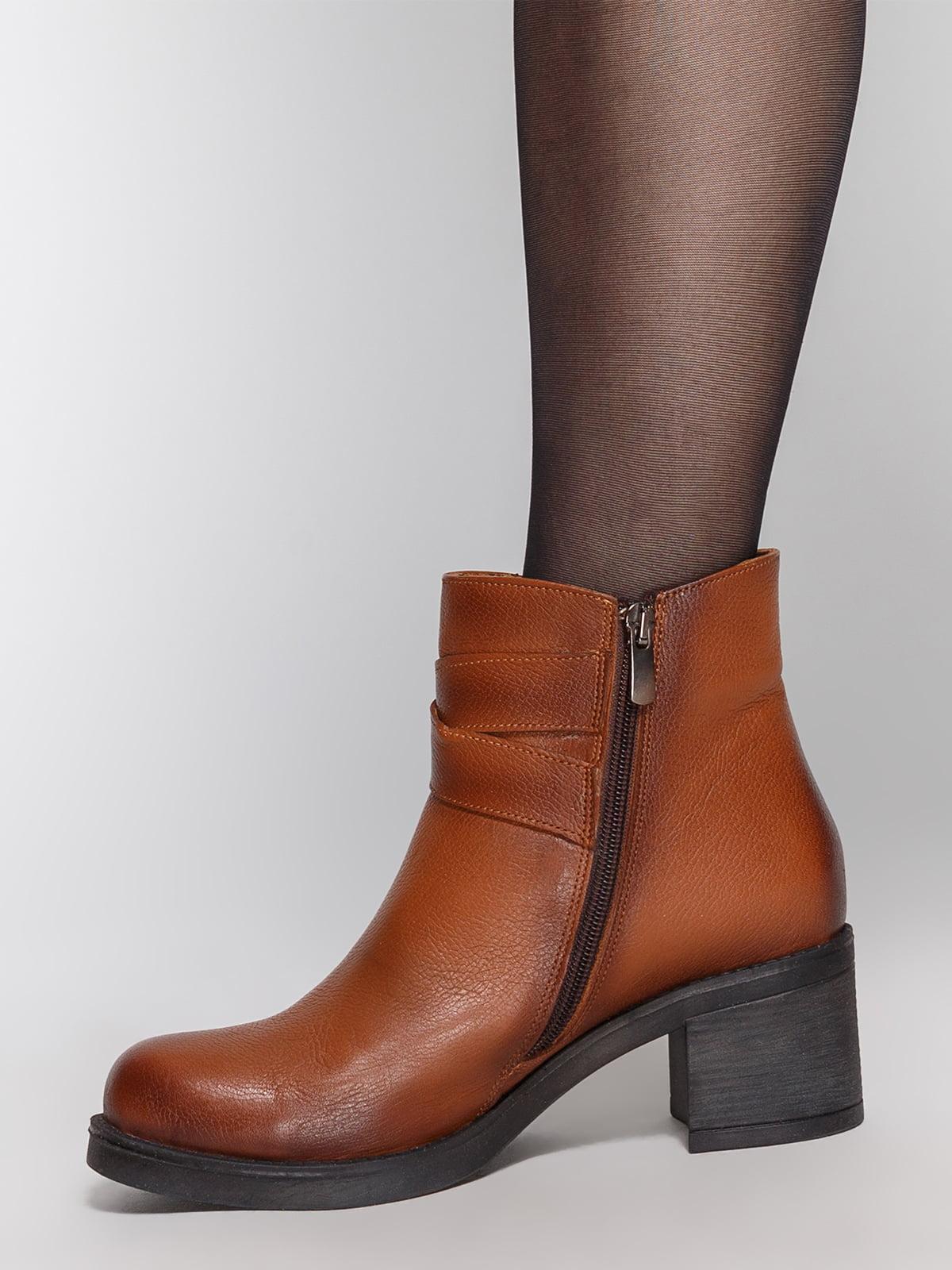 Ботинки коричневые | 4771467 | фото 8