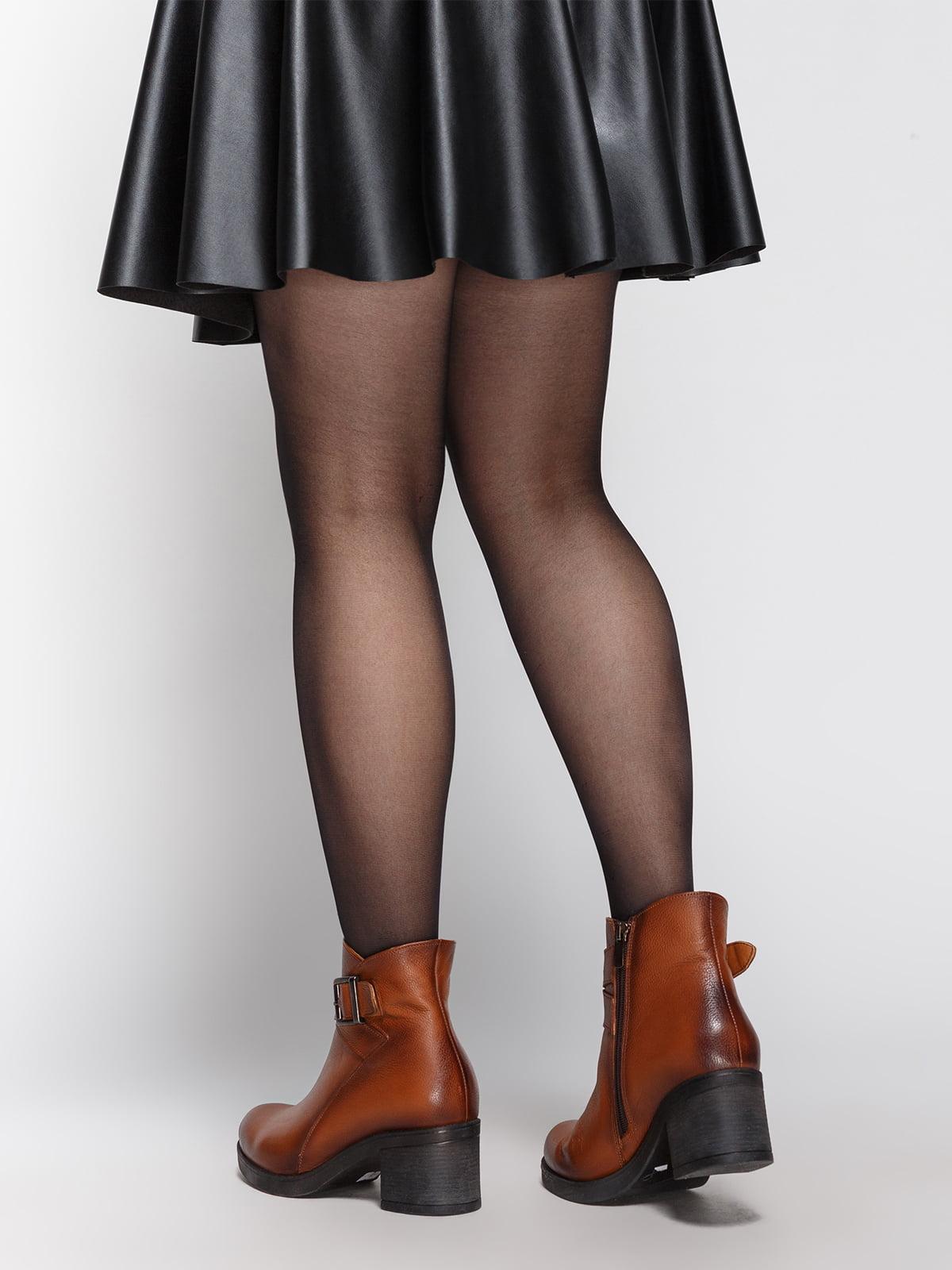 Ботинки коричневые | 4771467 | фото 9
