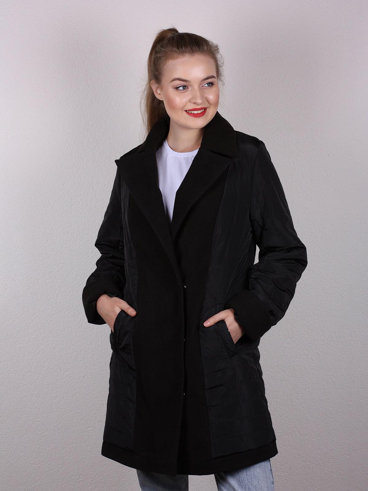 Пальто черное | 4770616