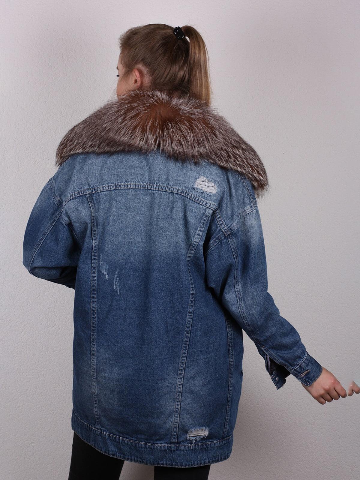 Куртка синяя | 4770673 | фото 8