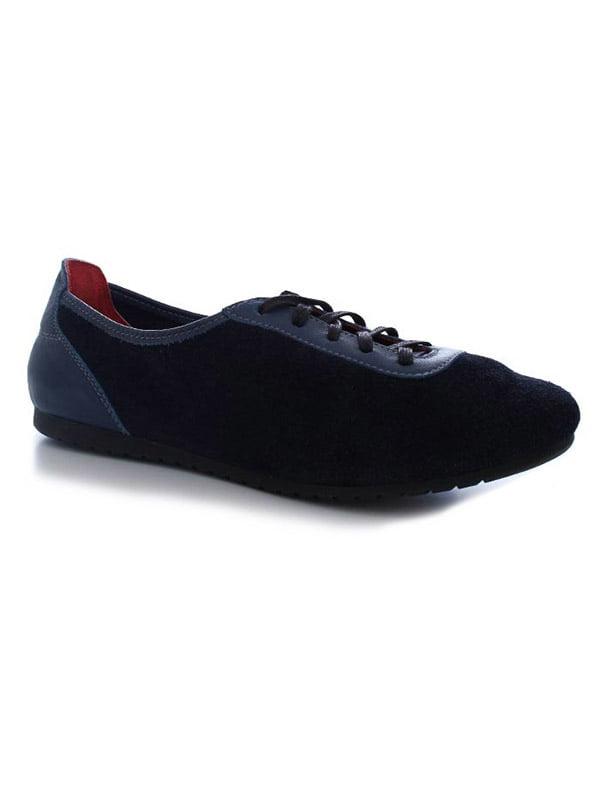 Туфли темно-синие | 4777962