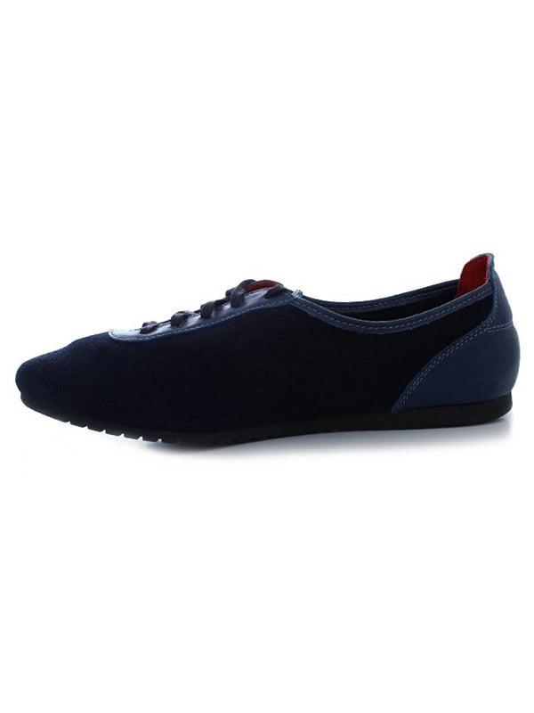 Туфли темно-синие | 4777962 | фото 2