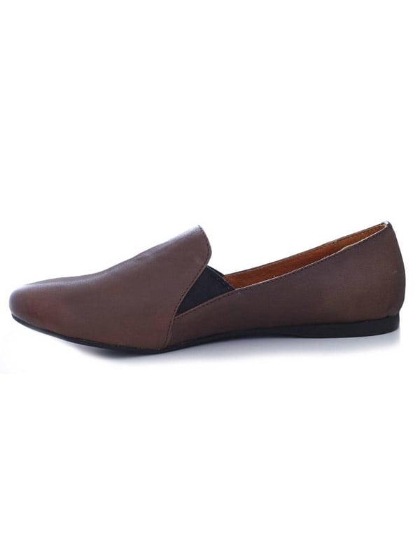 Туфли коричневые | 4777964 | фото 3