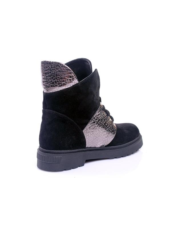 Ботинки черные   4777980   фото 3
