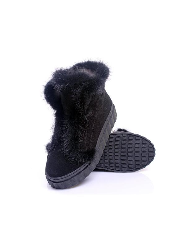 Ботинки черные | 4777982