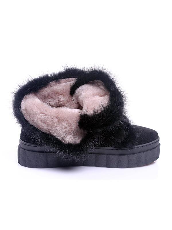 Ботинки черные | 4777982 | фото 2