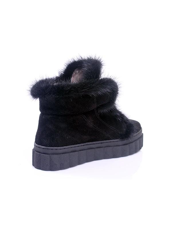 Ботинки черные | 4777982 | фото 3