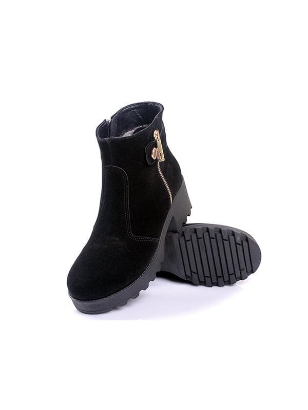 Ботинки черные | 4777986