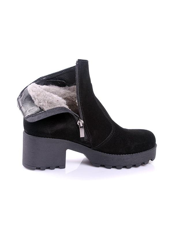 Ботинки черные | 4777986 | фото 2