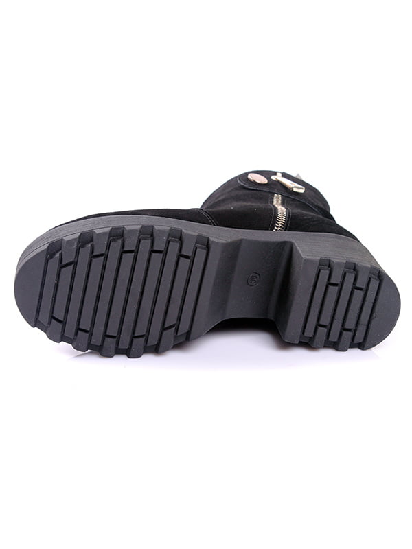 Ботинки черные | 4777986 | фото 3
