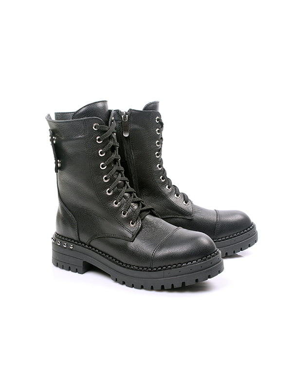Ботинки черные | 4791580