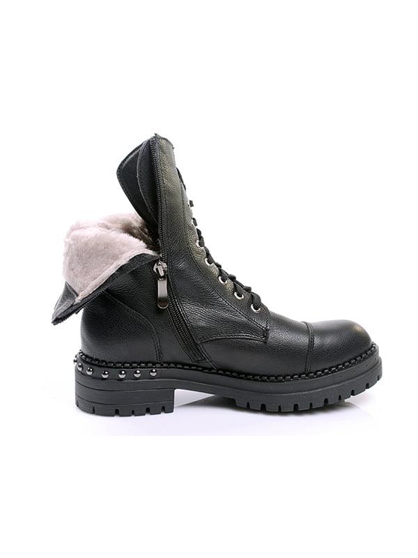 Ботинки черные | 4791580 | фото 2