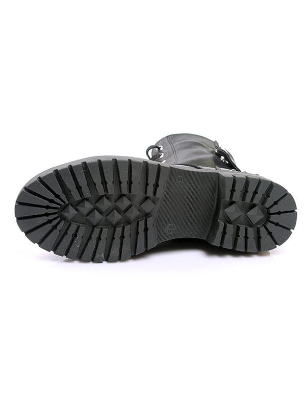 Ботинки черные | 4791580 | фото 3
