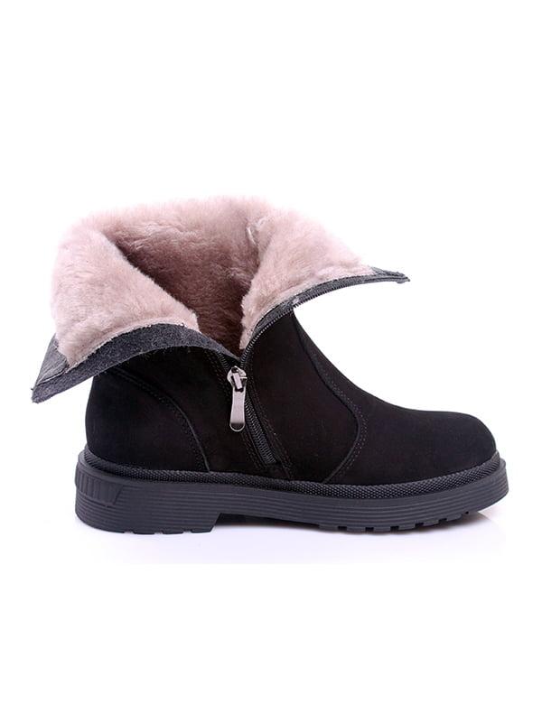 Ботинки черные | 4791581 | фото 2