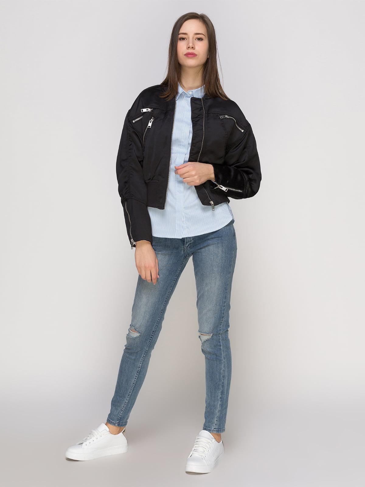 Куртка черная | 4775967 | фото 2