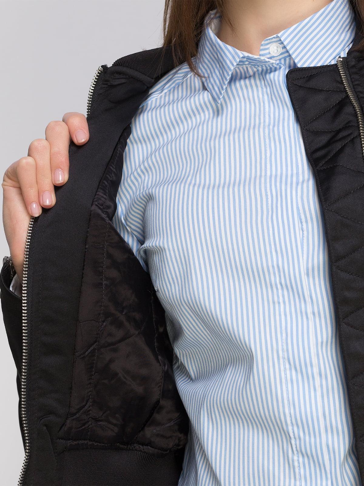Куртка черная | 4775967 | фото 4