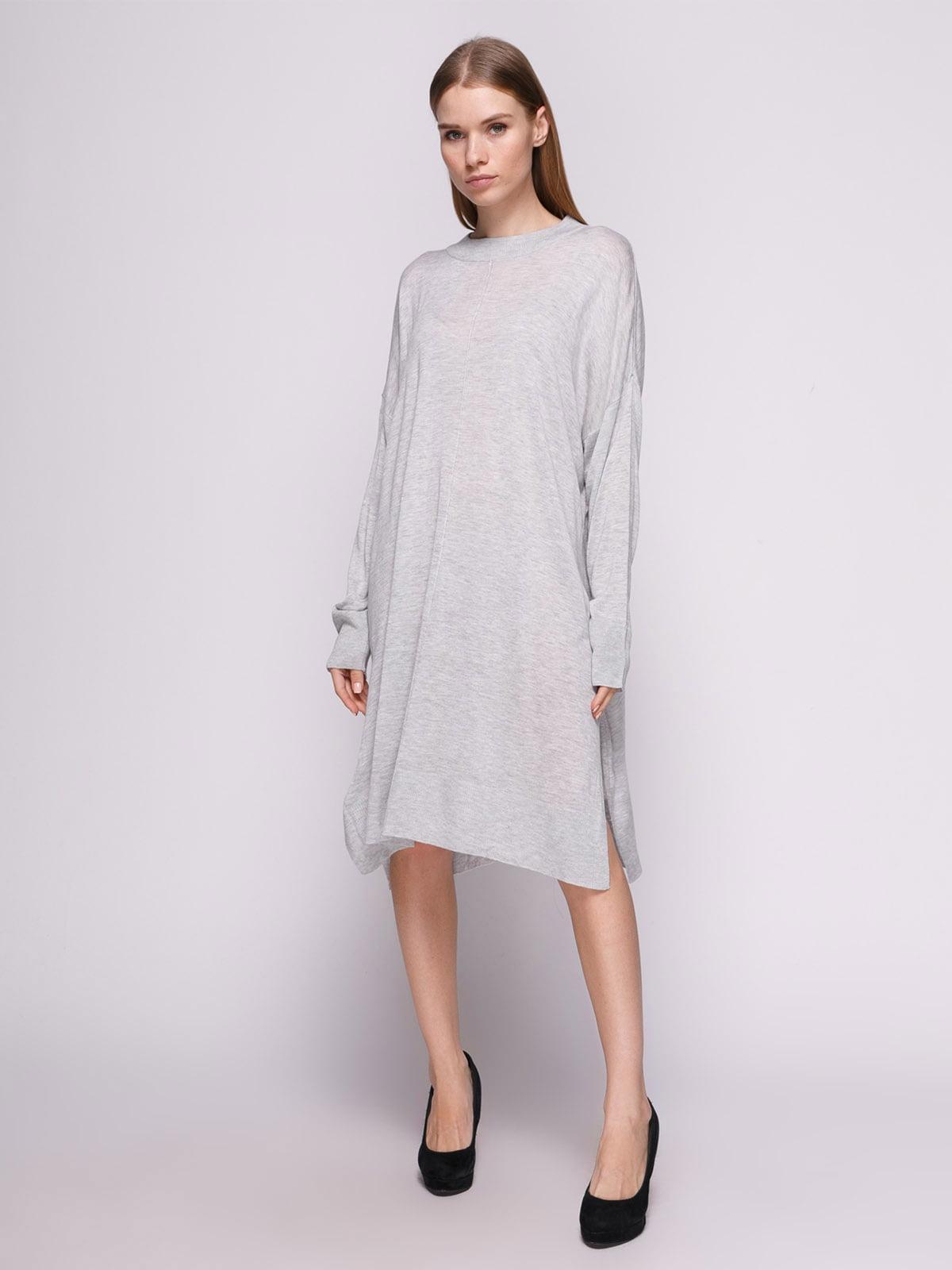 Сукня світло-сіра   4777644