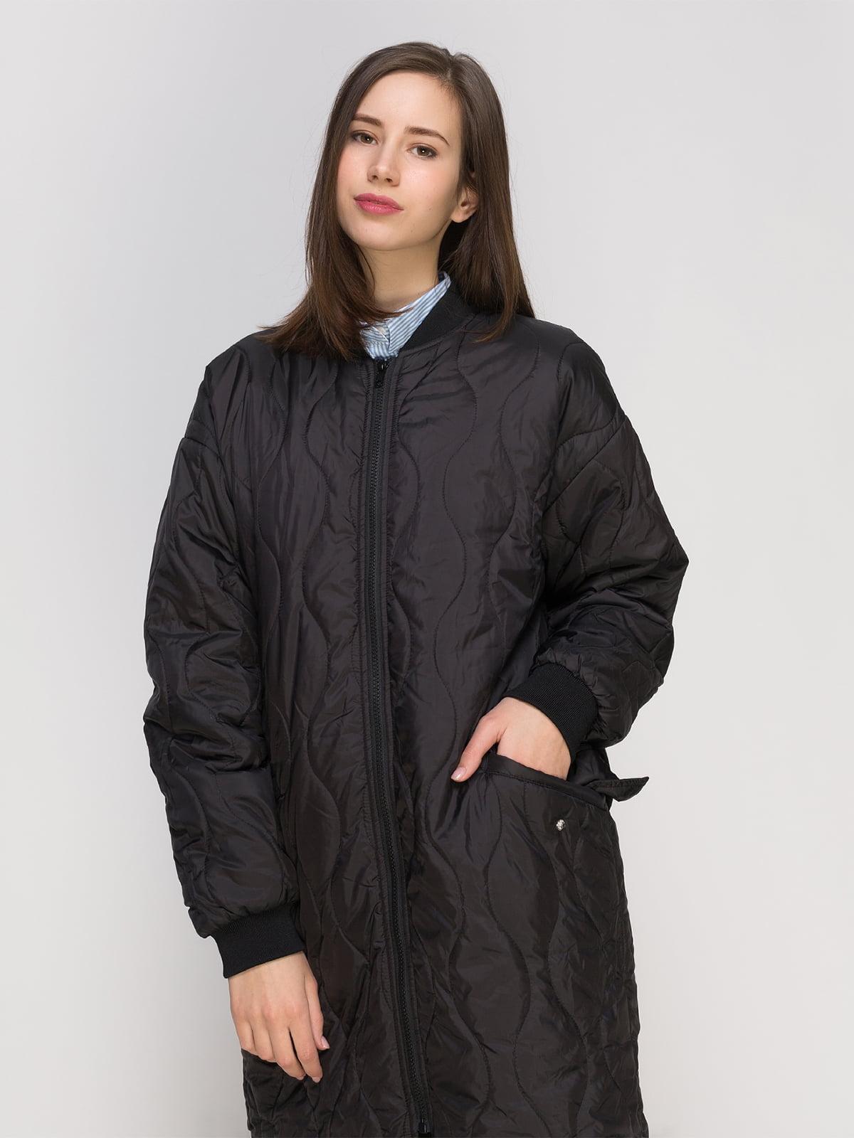 Пальто черное | 4775134