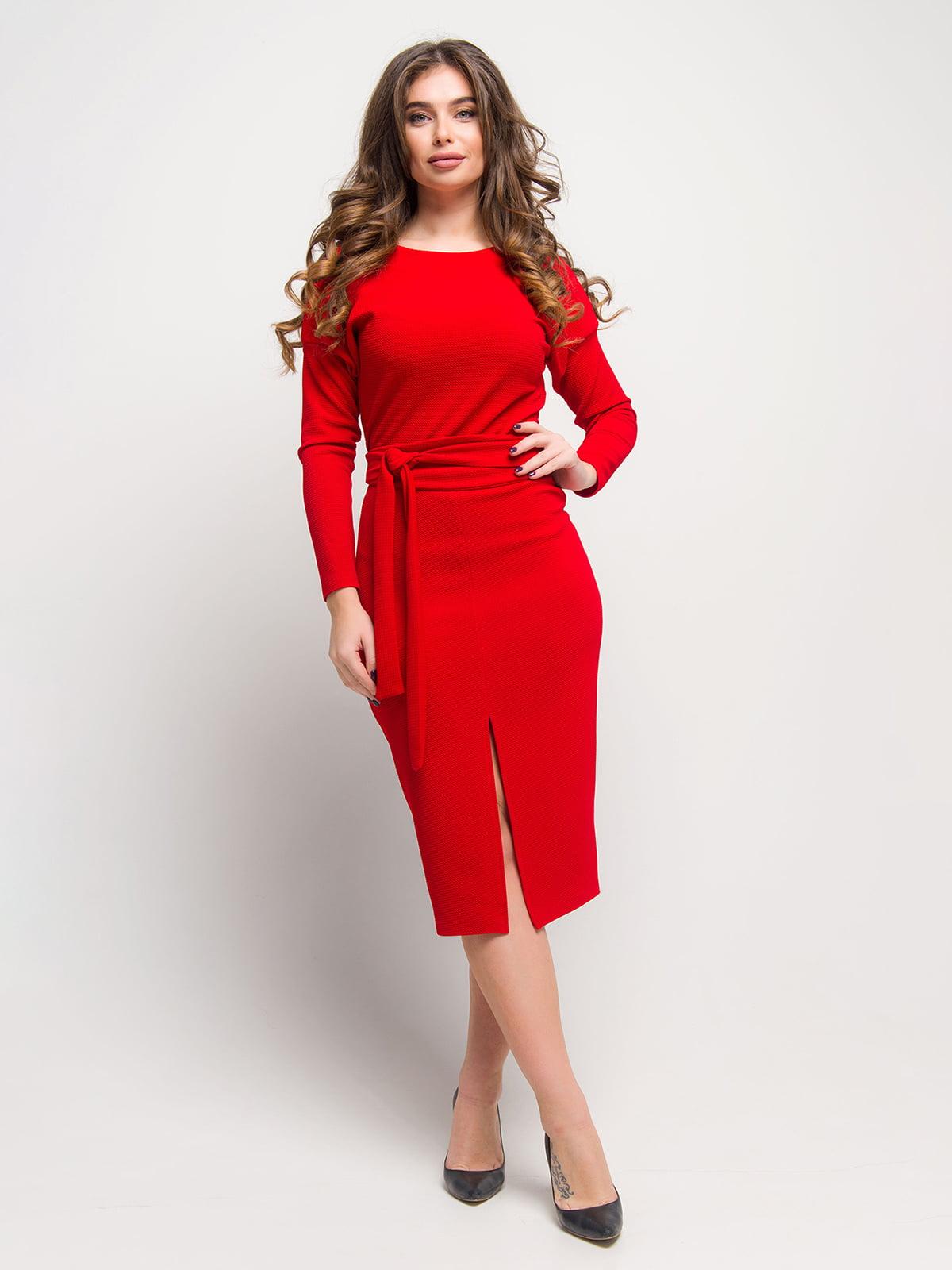 Сукня червона | 4788737