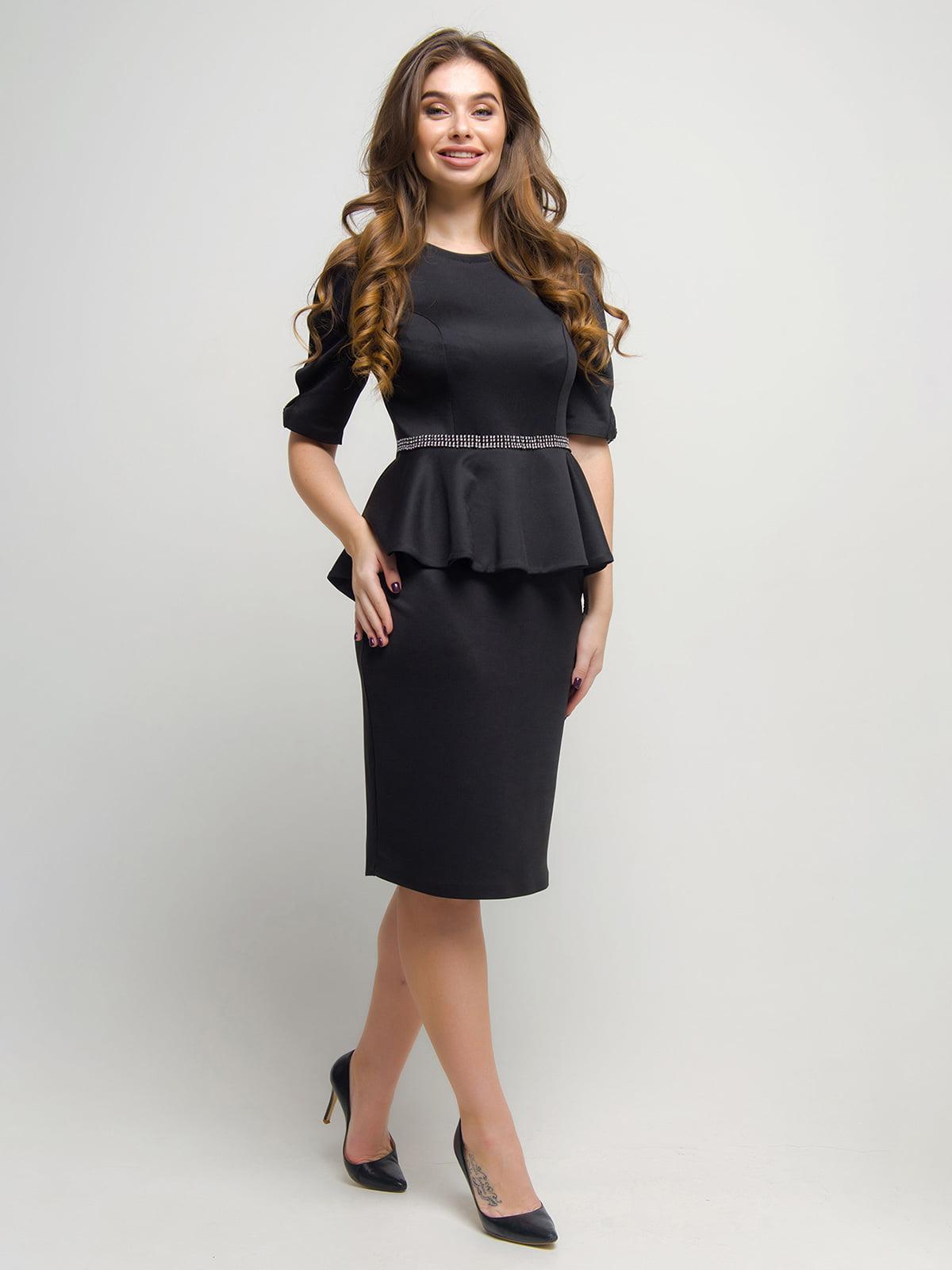 Платье черное | 4788744